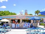 St Pete Beach - Upham Beach- Paradise Grille Snack Bar