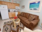 Tropic Breezes #11 - 2nd Floor Bright and Beachy Gulf View Condo with a Pool!