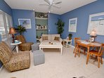 Madeira Beach Yacht Club 175-D- Remodeled Waterfront One BR Condo with Patio!