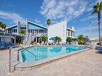 Madeira Beach Yacht Club Main Pool