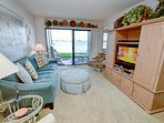 Casa Del Mar G-106- Private Ground Floor Patio with Amazing View of the Bay!