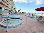 Sand Castle II Pool & Spa