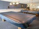 Madeira Beach Yacht Club Billiards Room