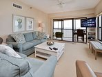 Arie Dam 503- Premium Top Floor, Corner Condo on the Gulf with Pool and Spa!