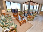 Isla Del Sol - Bahia P-406  4th Floor Corner Condo with Panoramic Views!