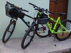 Bicicletas gratis para nuestros clientes