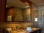 Master Bathroom - Double Sink