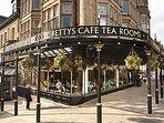 Famous Betty's Tearoom in Harrogate Town Centre