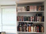 Current and classic video games, dvd's and videos