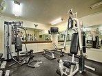 Kona Makai Work Out Room