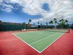 Kona Makai Tennis Courts