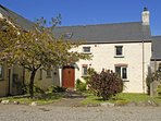 Holiday cottage near the North Pembrokeshire Coast