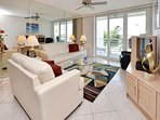 Bahia Vista 10-430 Immaculate Bay Front Condo with All your Media Needs!