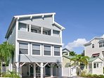 Gulf View Sunset Beach House Sleeps 8 - Plasma TV, Wifi & Small Dog Friendly!