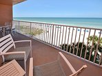 Sand Castle II 2505 Gulf Front 3 Bedroom 2 Bath  - Pool, Spa, BBQ and WiFi!