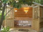 An independent bungalow for adults, kids or teenagers !