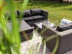 Lounge-Garnitur zum Relaxen