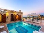 Villa Hara, a stone made villa with swimming pool &  extraordinary views!