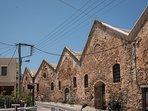 Neoria historic building