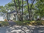 Book this lovely Port Austin vacation rental cottage for an unforgettable escape!