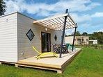 15 cottages de 50 à 60 m2 avec terrasse aménagée