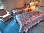 Twin Bedroom - Third level 2 twin bedroom.