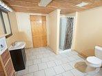 Bathroom 2 / Laundry Room