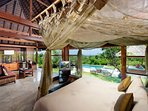 Villa Bulan Madu - Guest bed