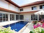 Stunning 2 bed villa near Kata Beach
