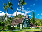 Wai'oli Church in beautiful Hanalei