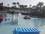 Childrens pool at Oasis Dunas