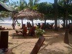 Lola's bar and Resturaunt at Playa Avellanas