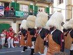 Fiestas de Fuenterrabia 8 de septiembre