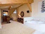 Chalet Serena bedroom 1