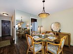 Share a home cooked meal at you condo!