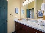 Newly Remodeled Bathroom!