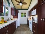 Newly Remodeled Kitchen Featuring New Appliances