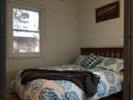 Bedroom 2- Double bed.
