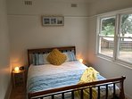 Lovely Master Bedroom. Queen size. Direct access to bathroom.