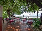 Matapalo restaurant, oceanfront dining at the Diria Resort