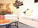 Living Room - Honey Apartment Two