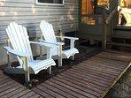 5 Adirondack Chairs