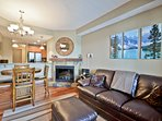 Award-winning 2-bedroom vacation rental - your mountain oasis!