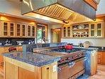 Wolf Sub Zero and Kitchen AId Appliances