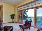 Look for the View from Living room- open wall for extended feeling of living room -