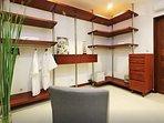 Master wardrobe