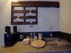 Honey Private House - Tea & Coffee
