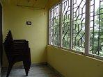 The Side Balcony