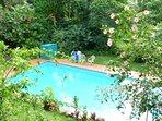 6 by 12 meter pool