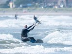 Kite Surfer - Luce Bay